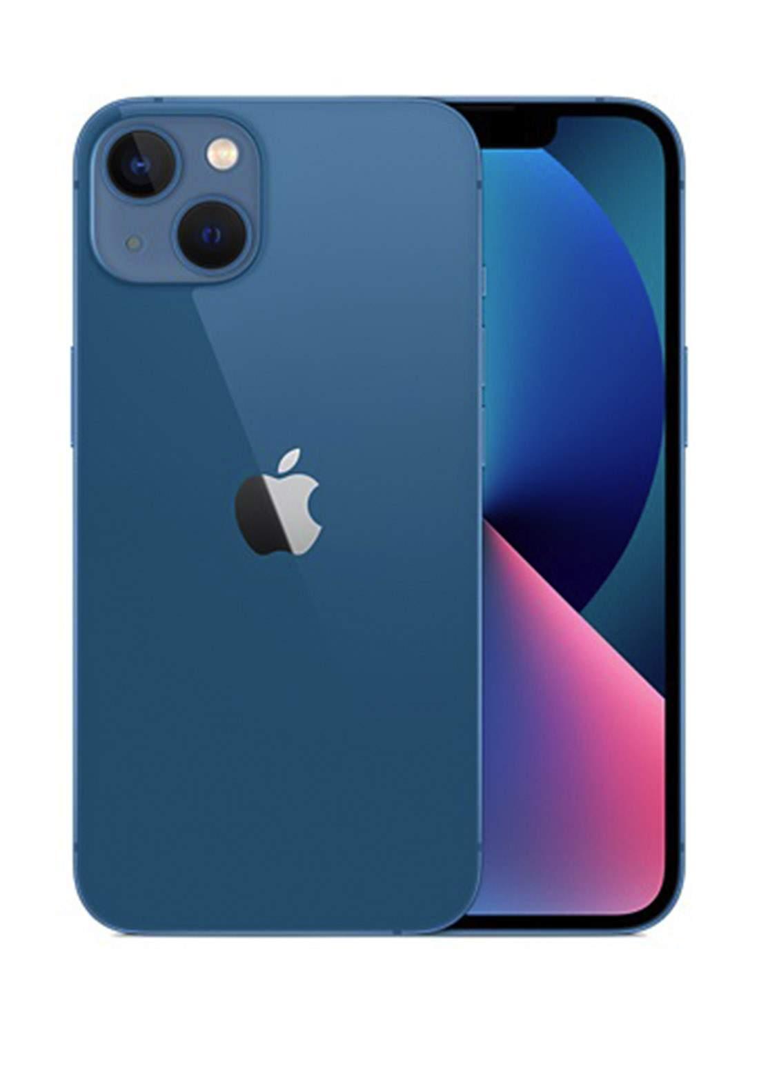 Apple iPhone 13 Single SIM 4GB RAM 256GB - Blue