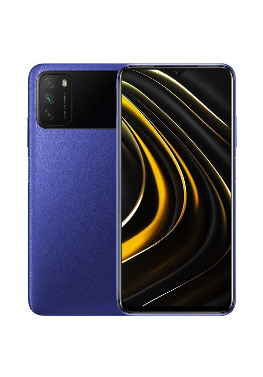 Xiaomi Poco M3 Doul SIM 128GB 4GB Ram - Blue