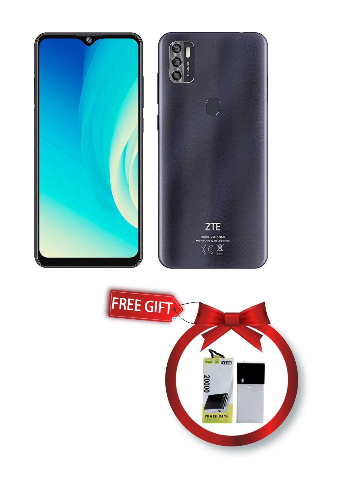 ZTE Blade A7s 2020 Dual SIM - 3GB - 64GB - Black