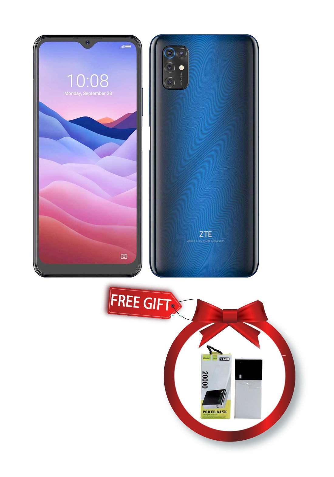 ZTE Blade V2020 Smart Dual SIM -  4GB - 128GB - Blue