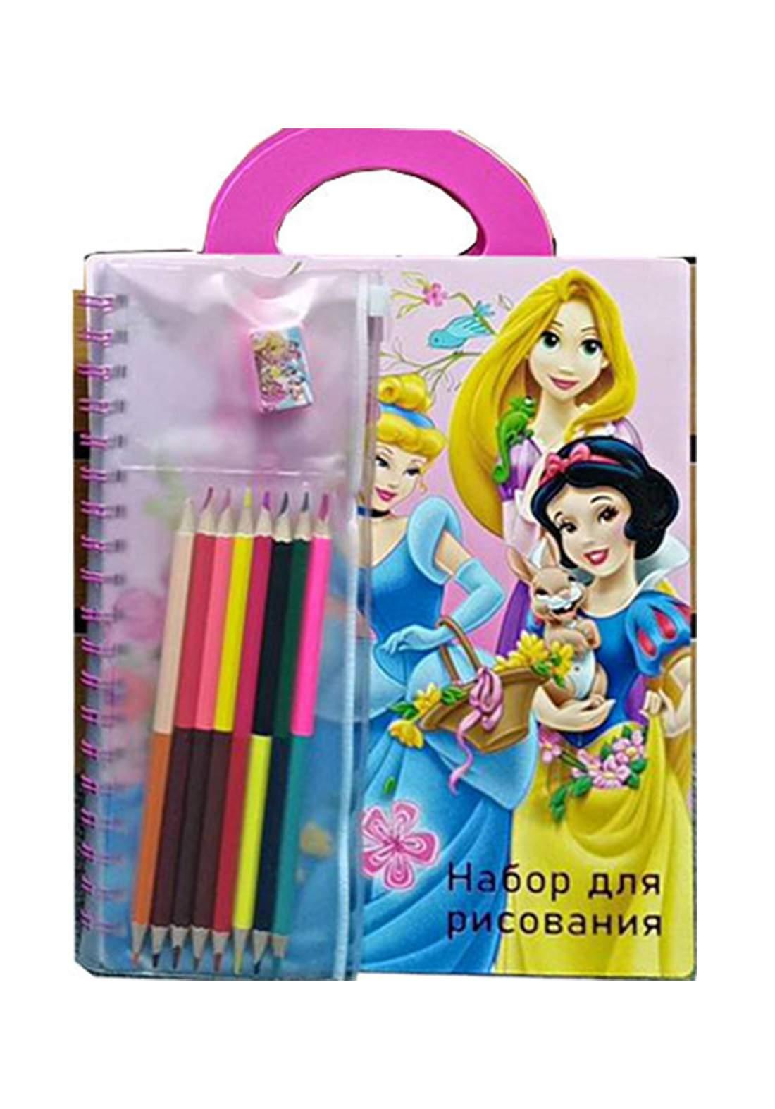 Disney Princess coloring Book دفتر تلوين الاميرات