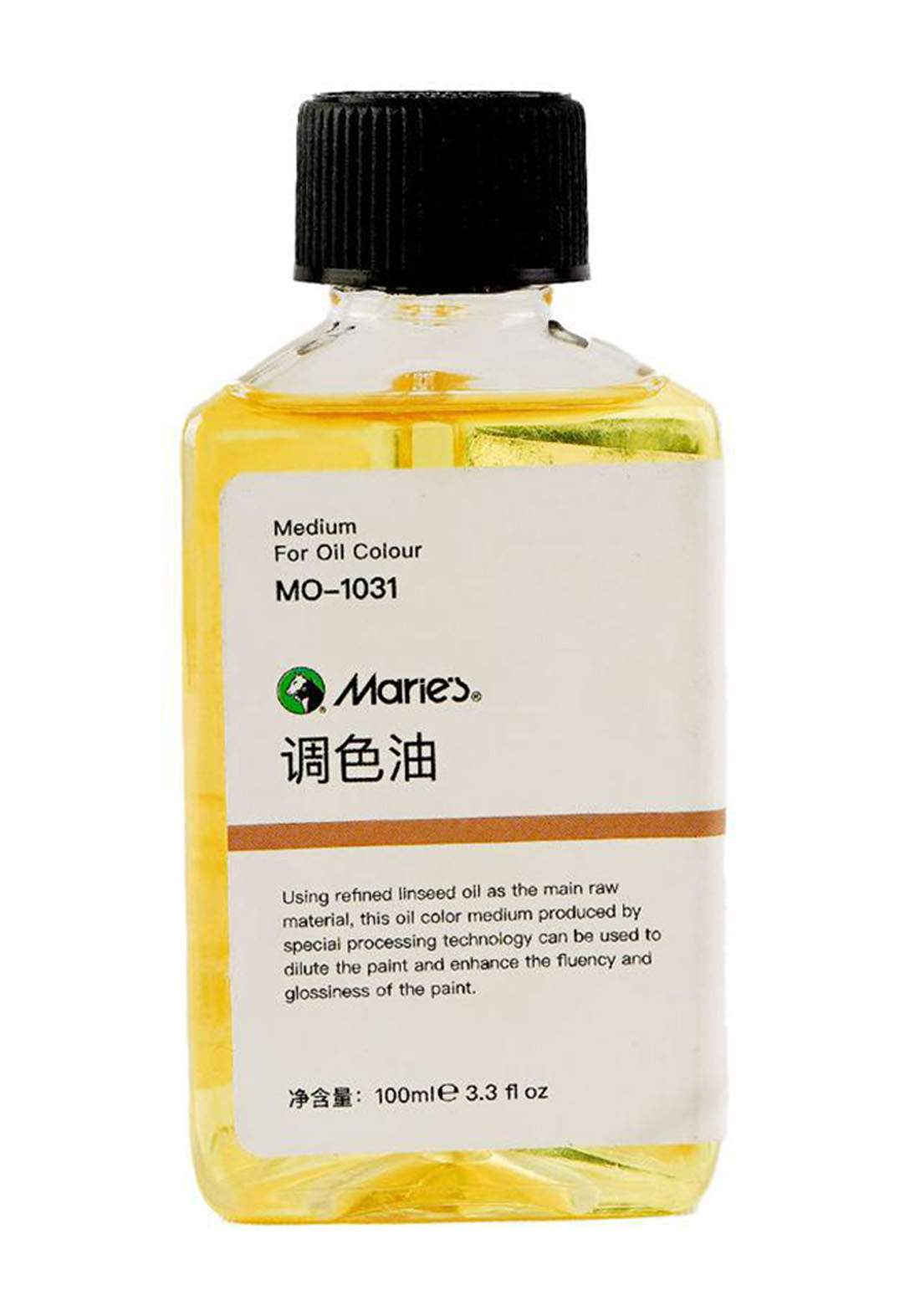 Maries PaintThinning Oil 100 ml زيت تخفيف الطلاء
