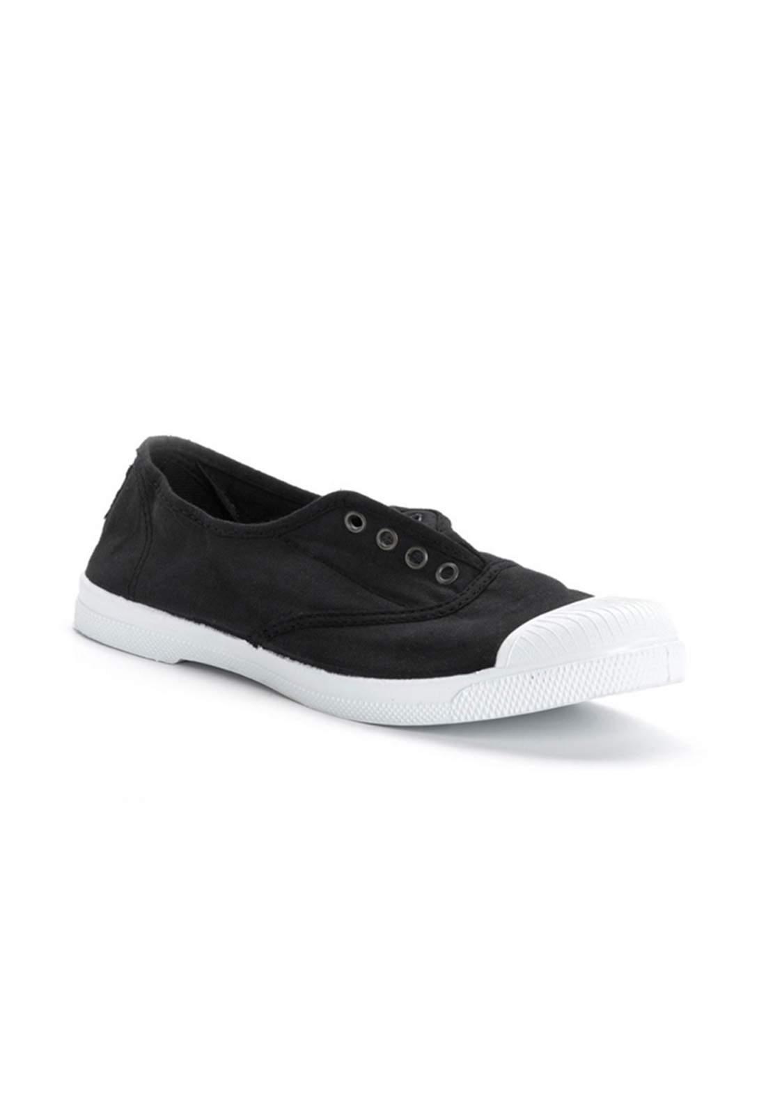 حذاء نسائي كاجوال أسود اللون من Natural World Eco