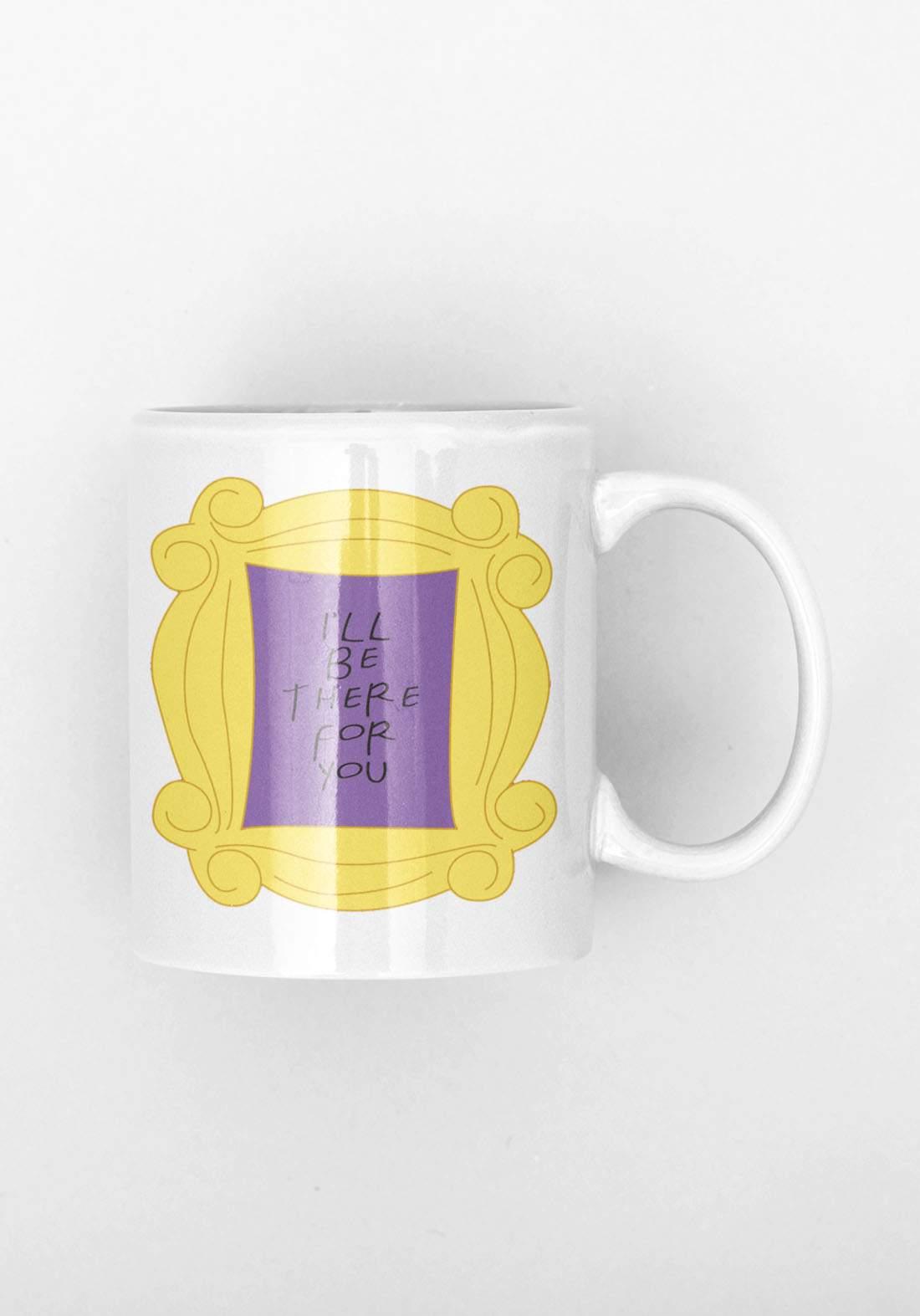 Friends TV Show Mug - كوب مسلسلة فريندز