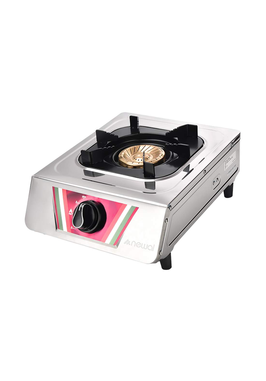 Newal Hob-281 Stainless Steel Table Top Cooker 1 طباخ منضدي