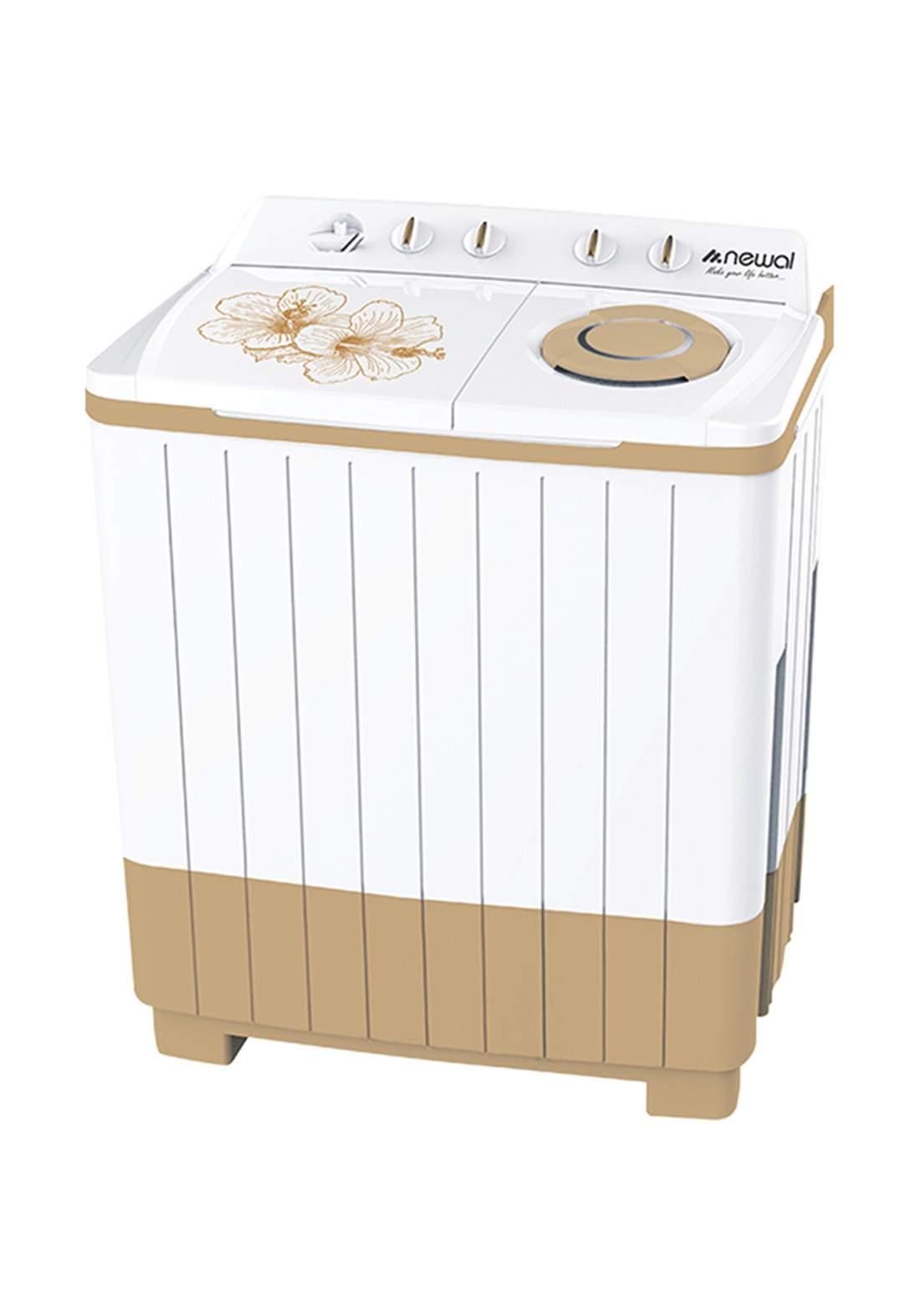 Newal WSH-6116-04 Twin Tub Washing Machine غسالة ملابس