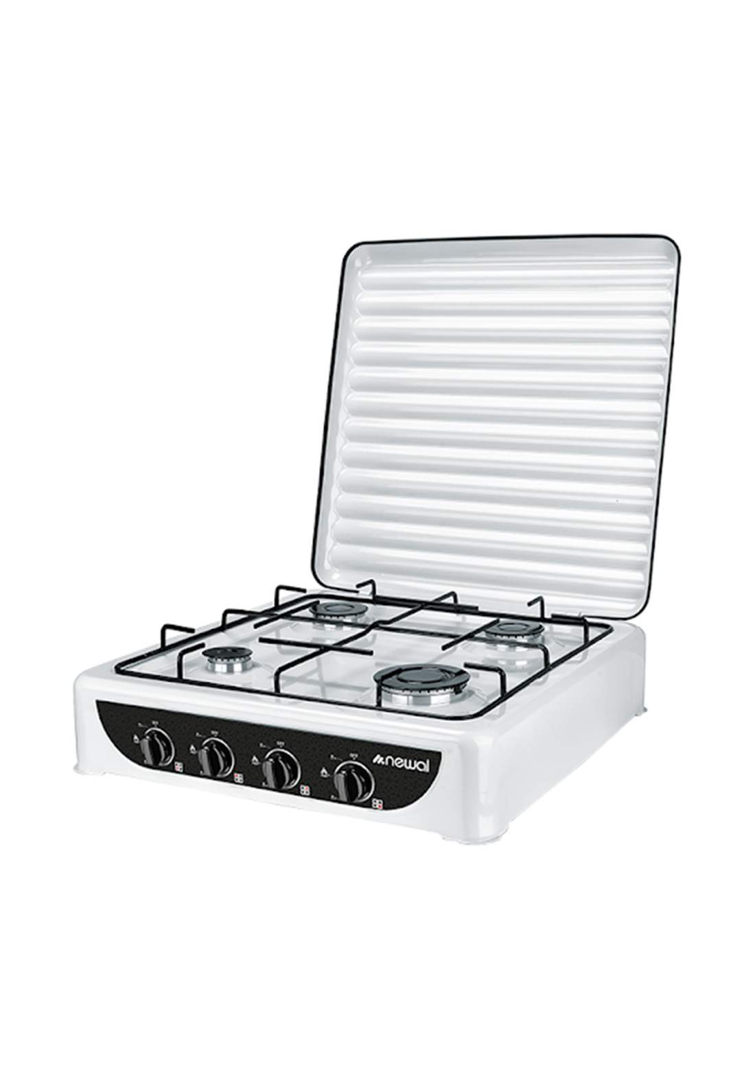 Newal Hob-226-01 Tabletop Cooker 4 Cooking Places  طباخ منضدي