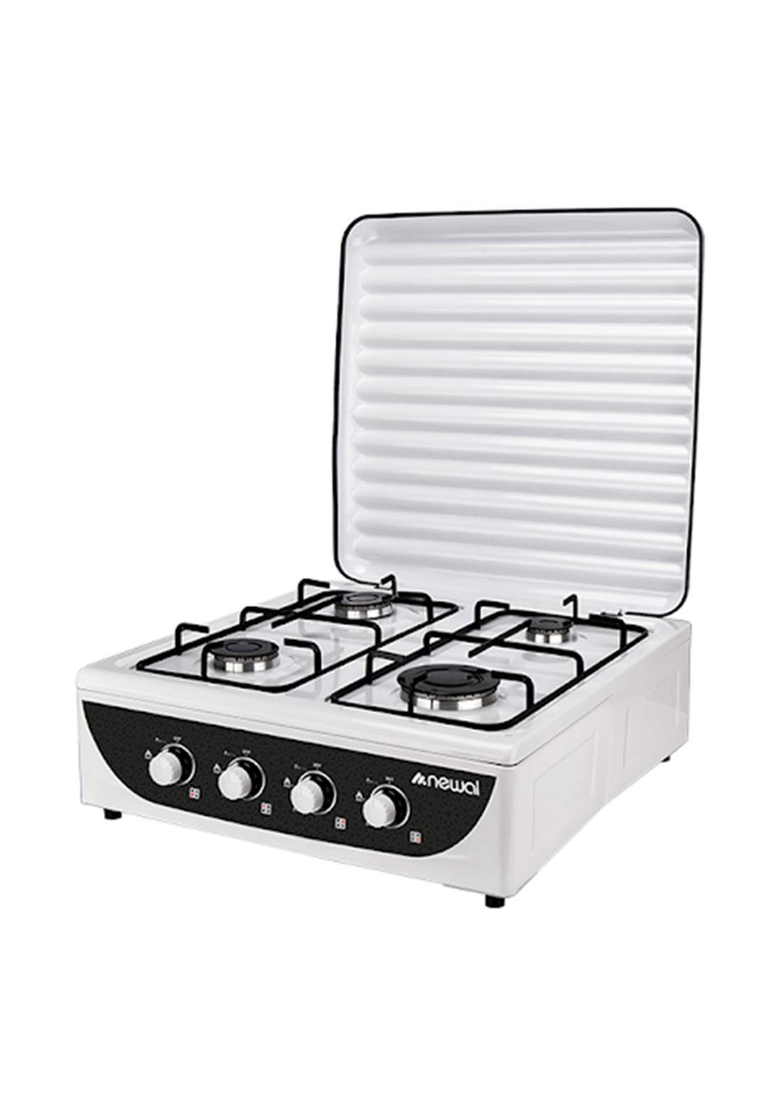 Newal Hob-236-01 Tabletop Cooker 4 Cooking Places  طباخ منضدي