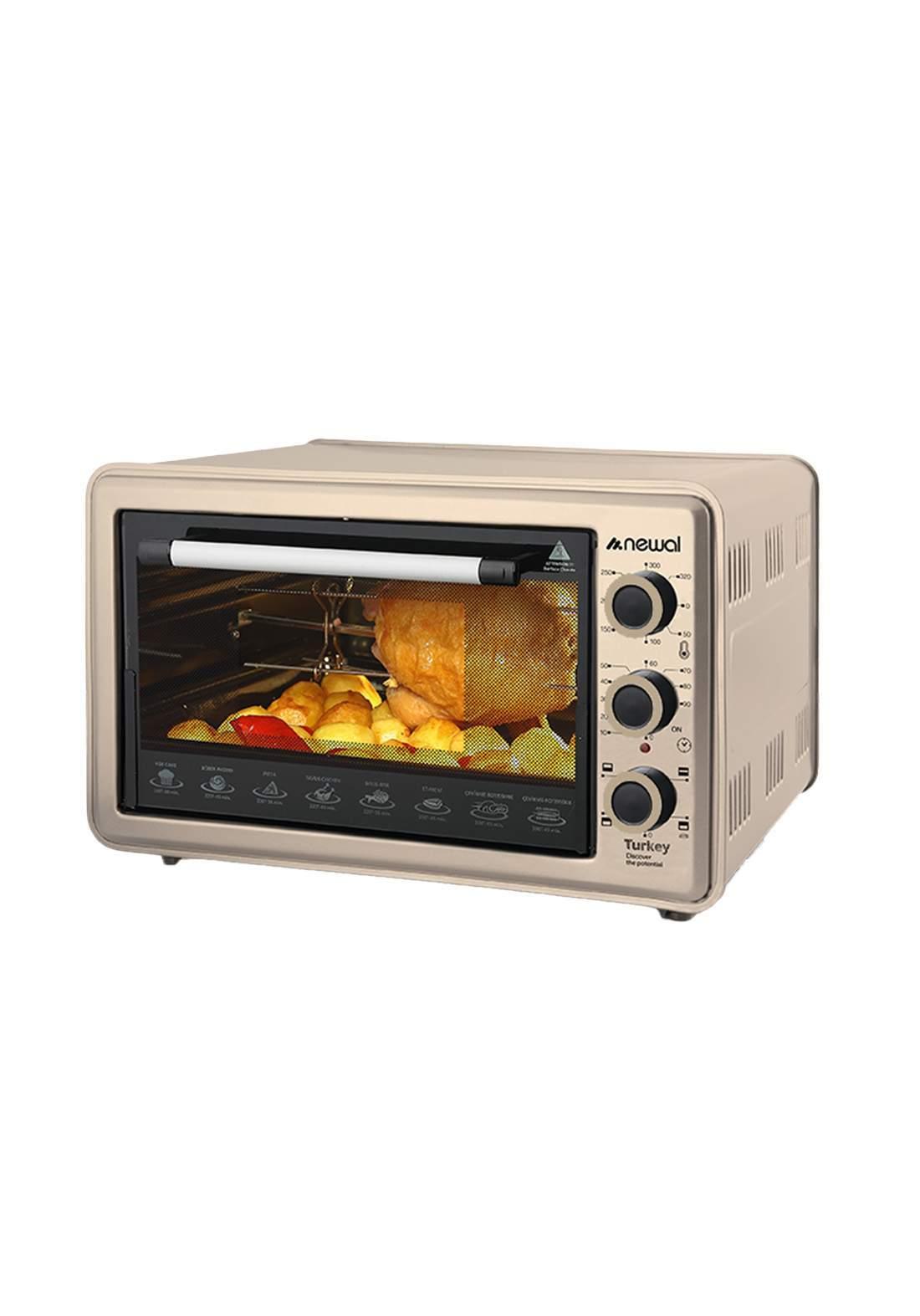 Newal Mini Oven 36L MOV-365-04 - Beige فرن كهربائي