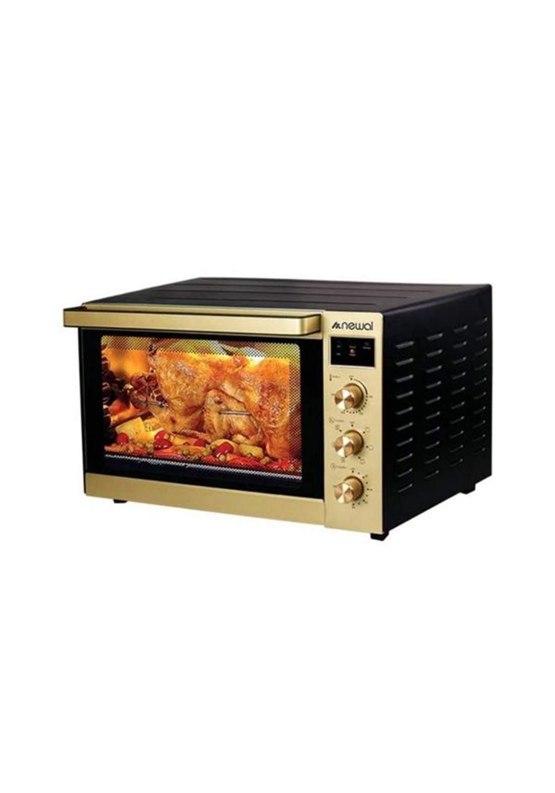Newal Mini Oven 100L  MOV-1175-04 - Beige فرن كهربائي