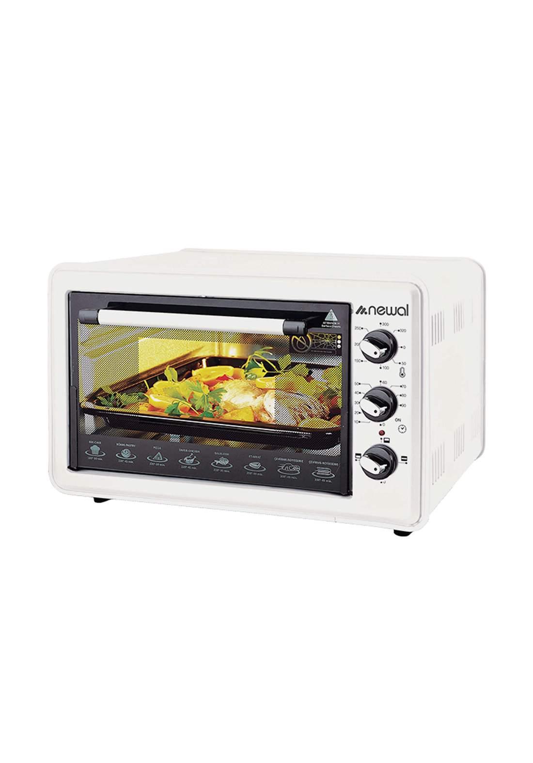 Newal Mini Oven 36L MOV-360-01 - White فرن كهربائي