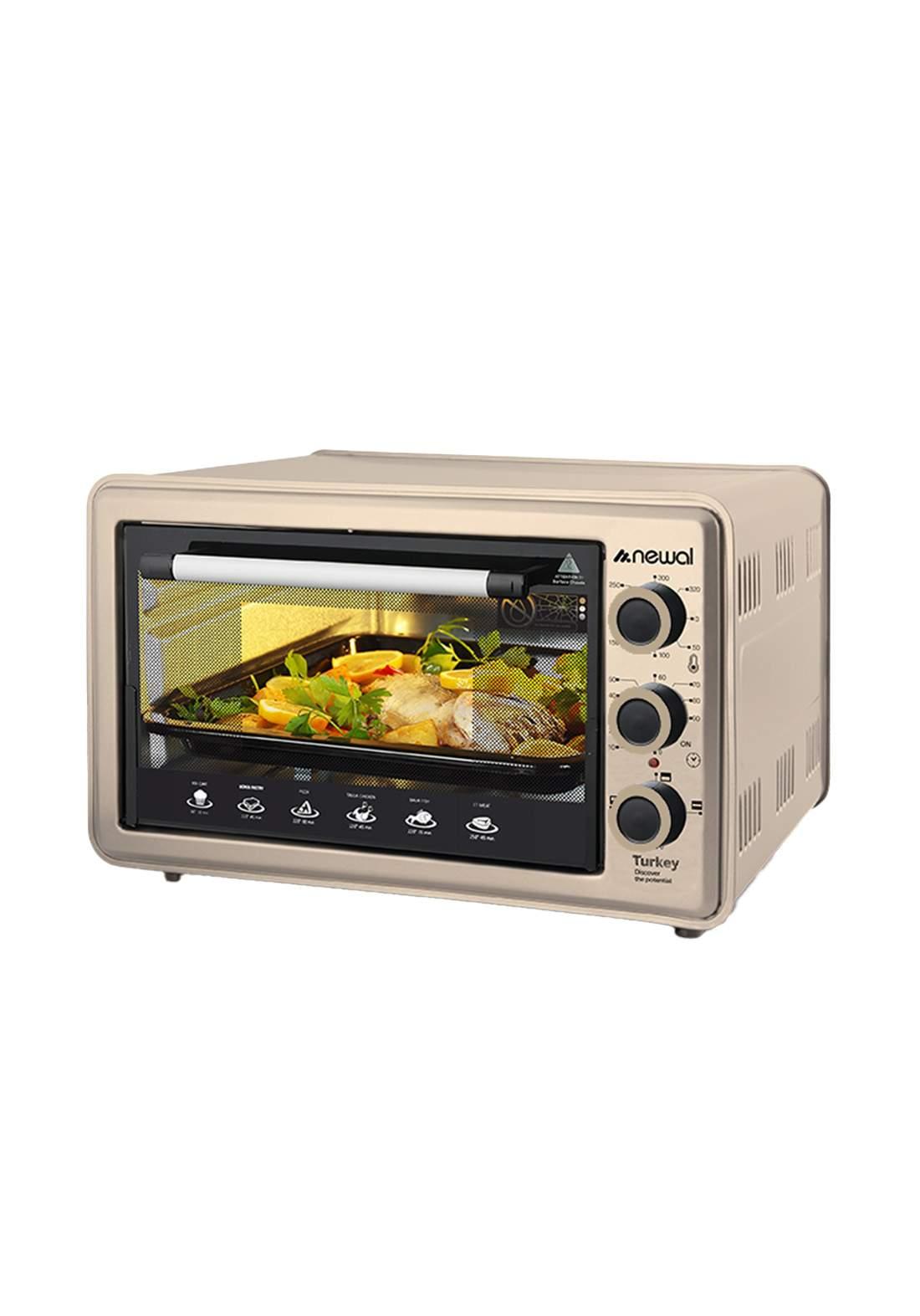 Newal Mini Oven 36L MOV-360-04 - Beige فرن كهربائي