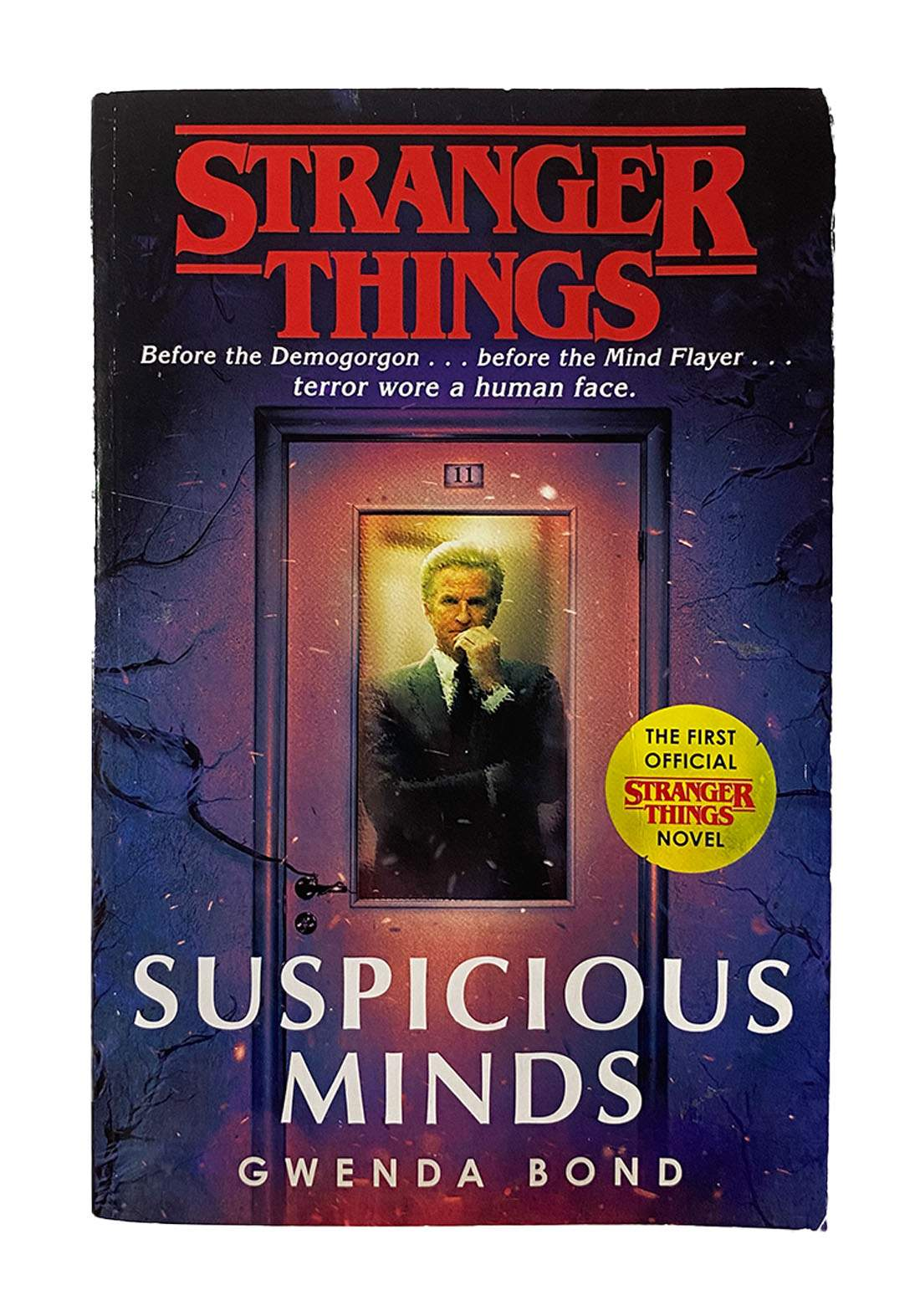 Stranger Things -suspicious minds