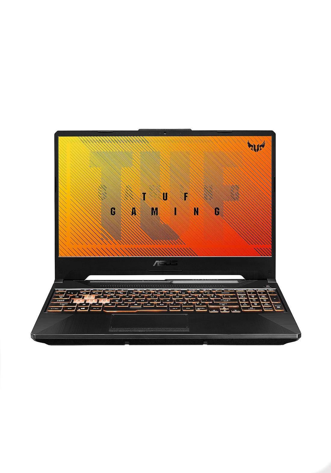 ASUS TUF  FX506LI-HN012  Core i5 10300H- 8 GB  RAM   512 GB  Gaming Laptop - Black