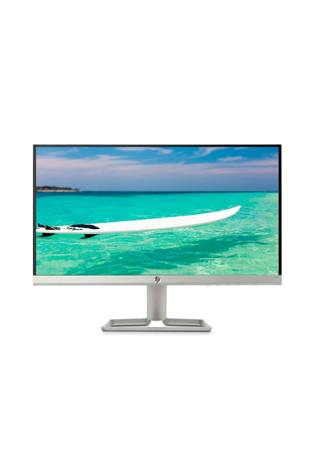 HP 27f 27-inch Display Full HD - Silver
