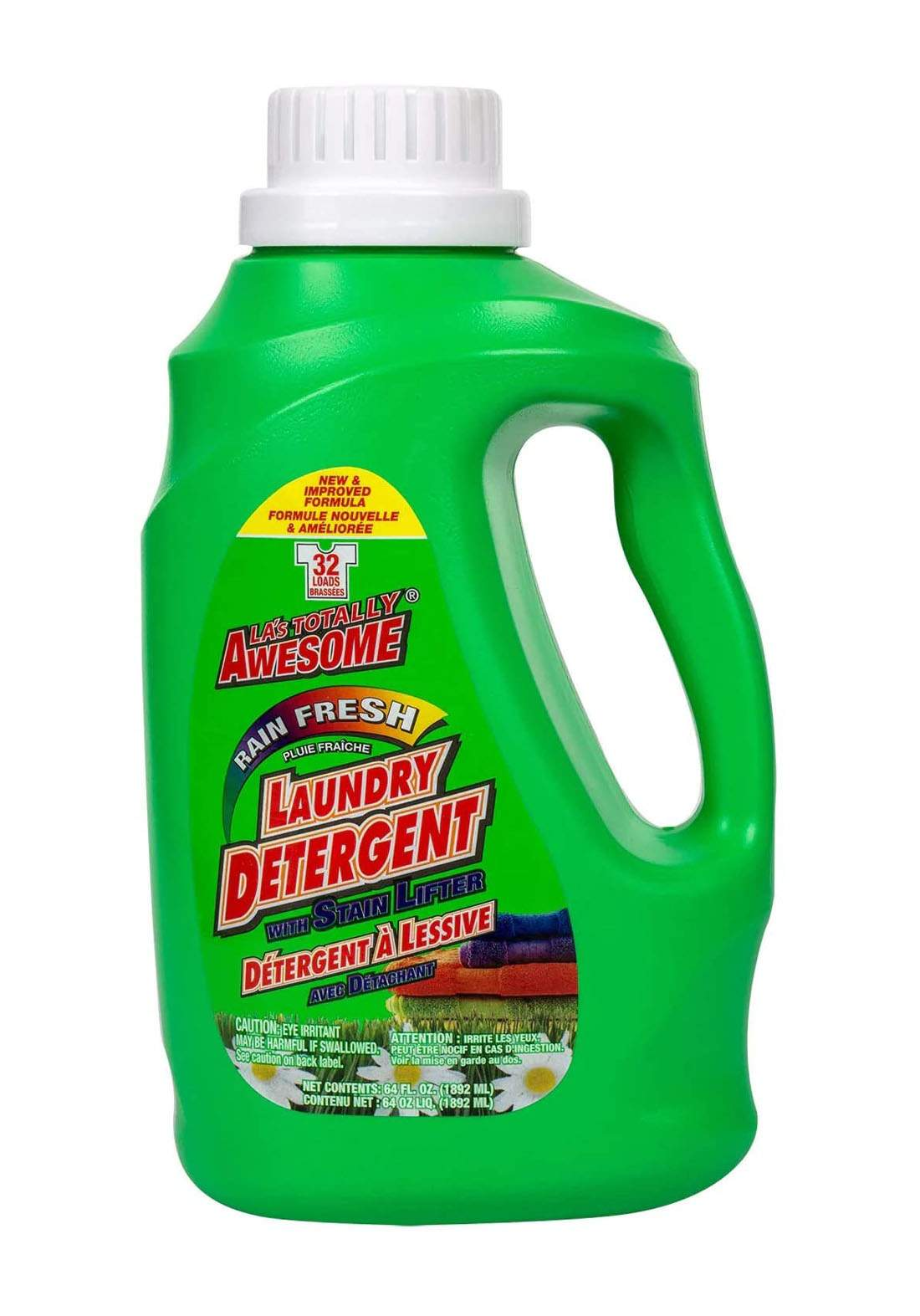 LA's Totally Awesome Laundry Detergent With Stain Lifter منظف