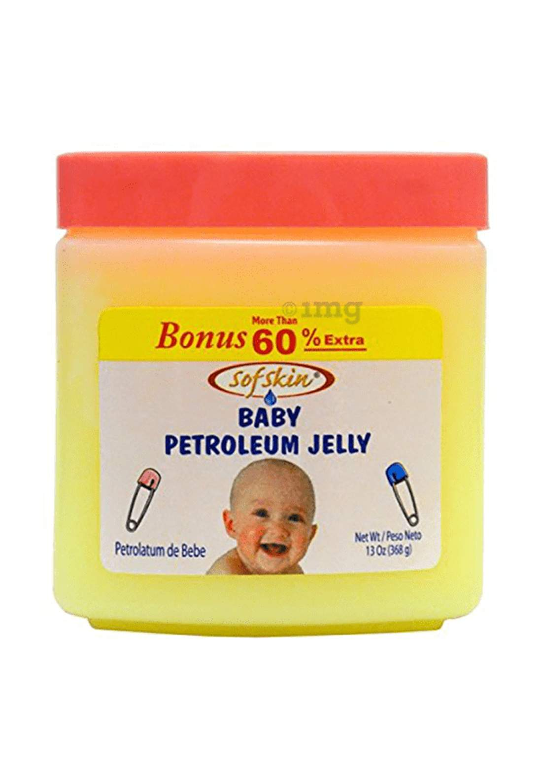 Sofskin Pure Petroleum Jelly Baby(226 g) جلي نقي للاطفال