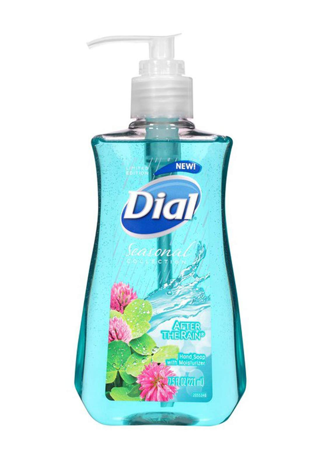 Dial Liquid Hand Soap with Moisturizer Sunshine Blossoms 221ml سائل غسول يدين