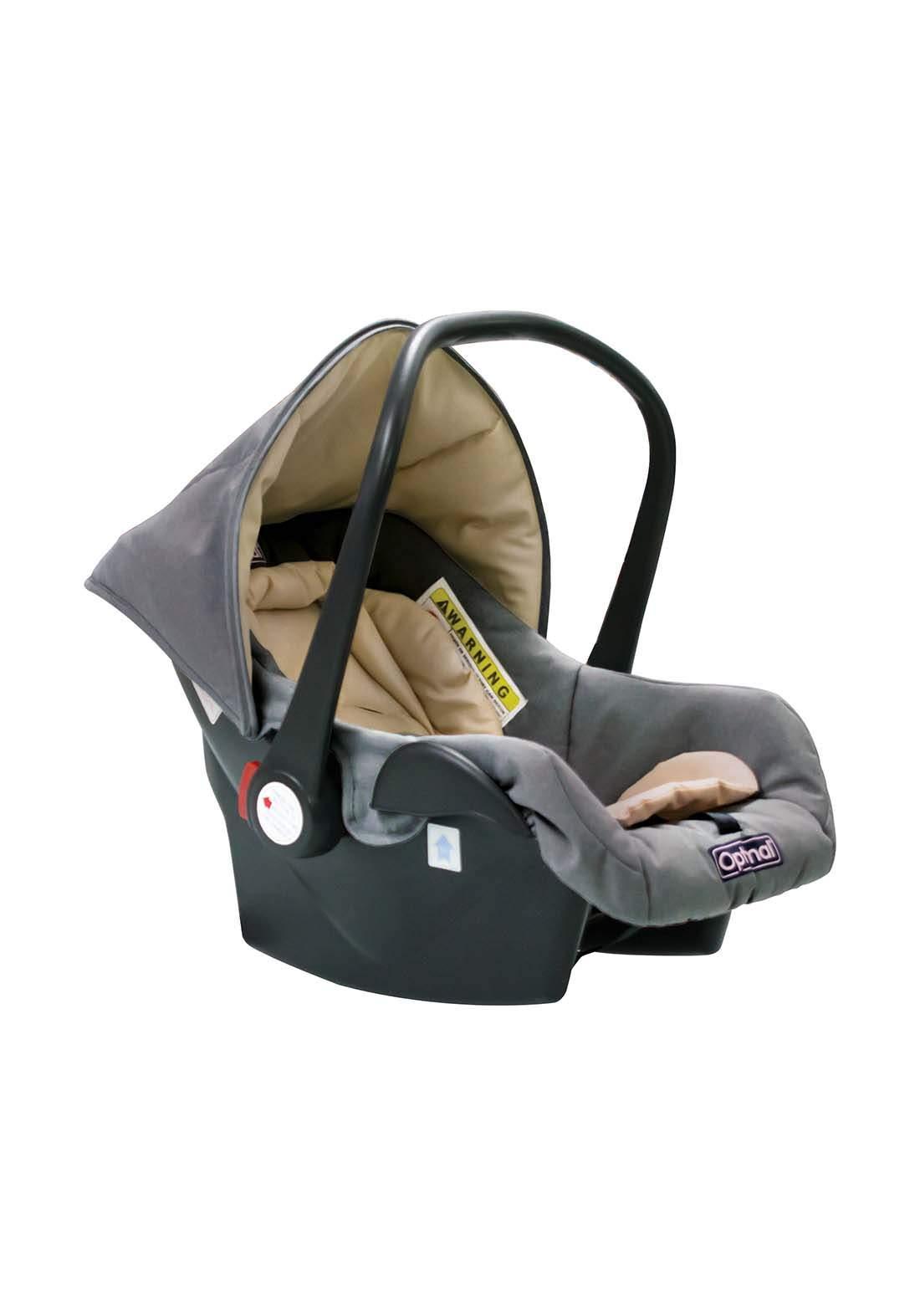 Optimal Infant car seat  مقعد سيارة لحديثي الولادة