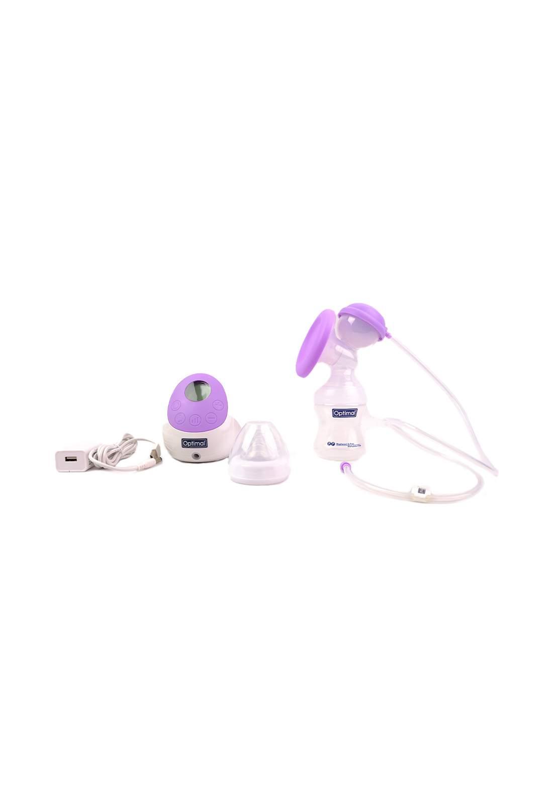 Optimal Electric Breast Pump مضخة حليب كهربائية