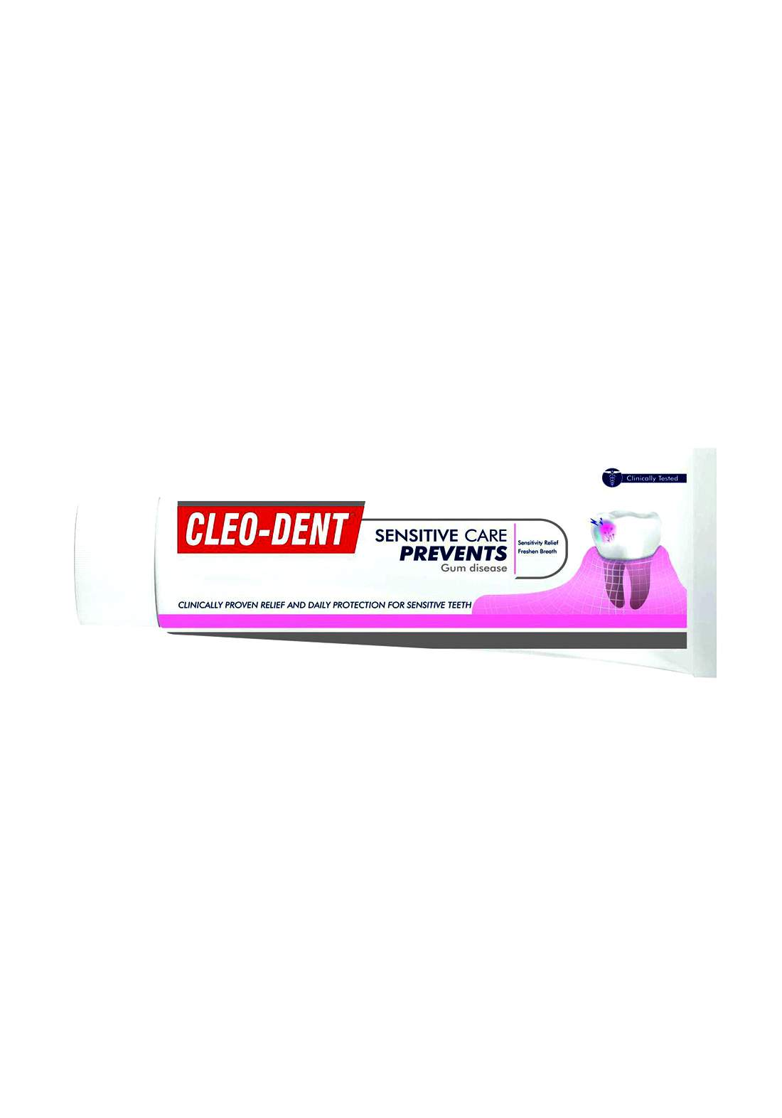 Cleo Dent Sensitive Care Toothpaste 75 ml معجون اسنان