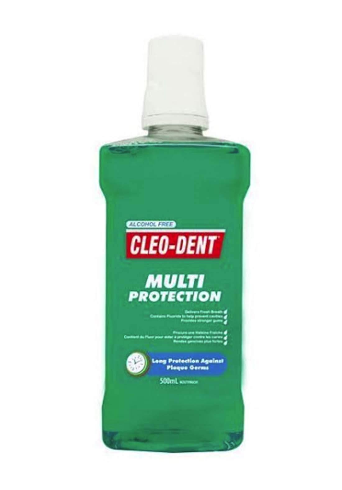 Cleo Dent Mouthwash 500ml غسول الفم