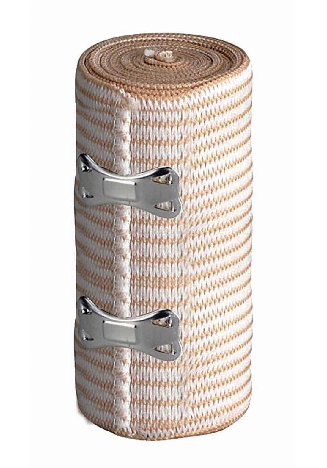 Optimal lastic Bandages With Metal Clips ضمادات طبية مطاطة بمشبك معدني