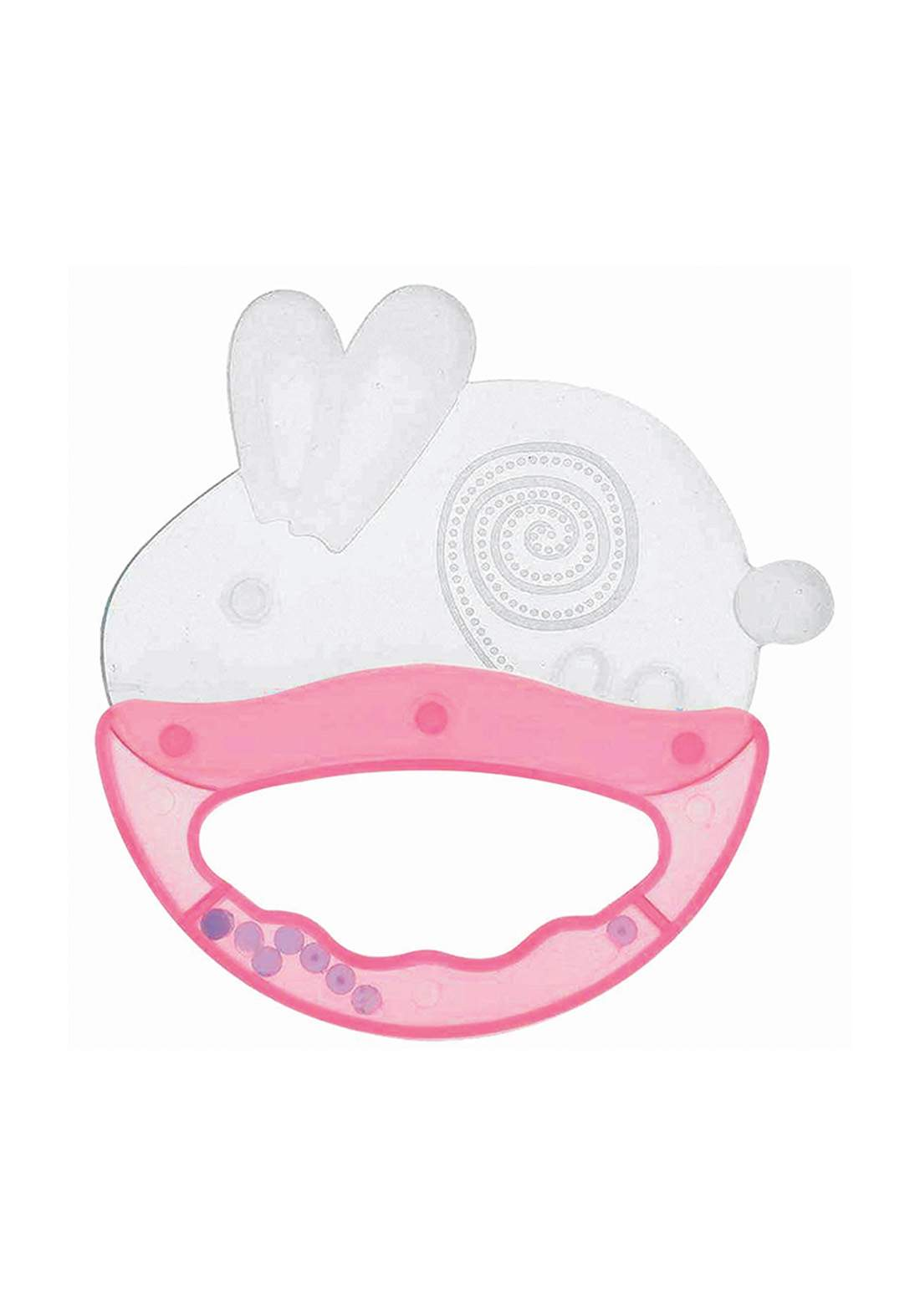 Optimal Silicone Baby Teether عضاضة اطفال
