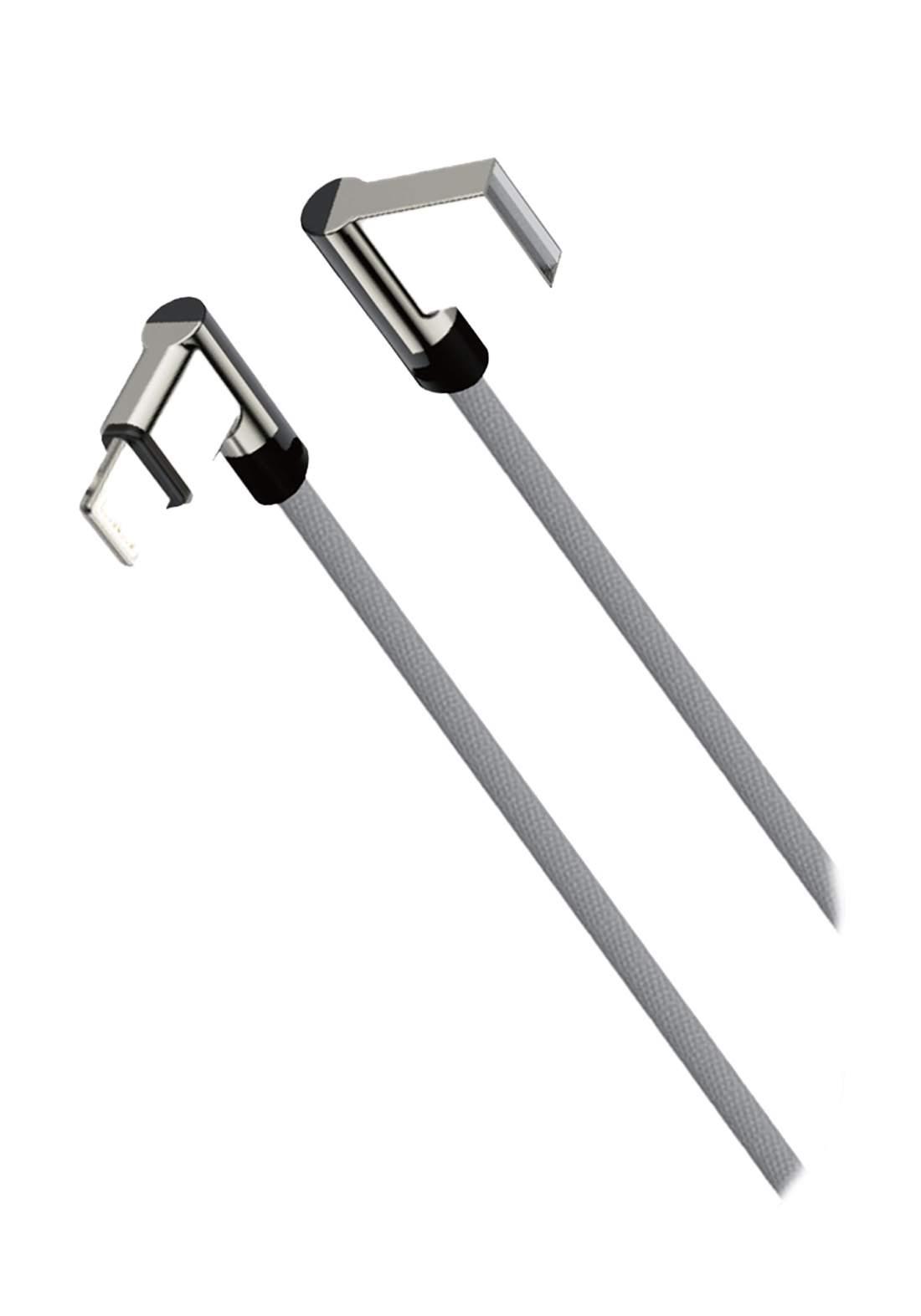 Optiva OPC23i USB 2.0 to Lightning Cable 2m - Silver كابل