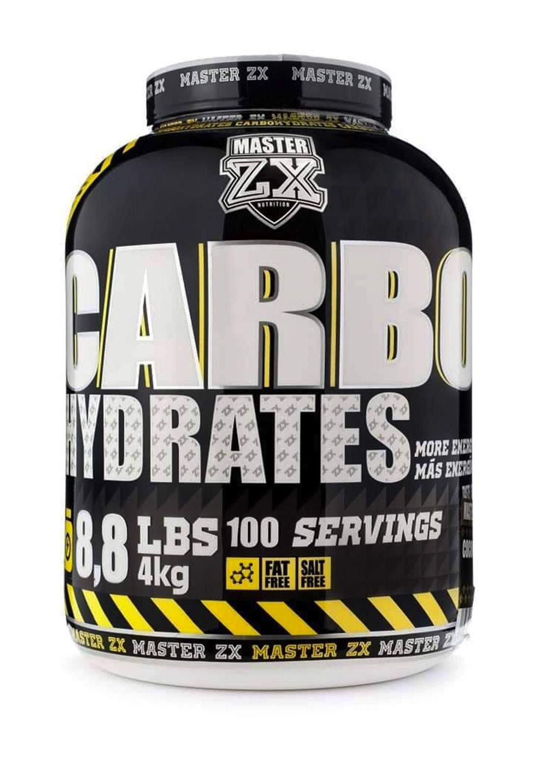 Master Zx Nutrition carbohydrates 4KG مكمل غذائي