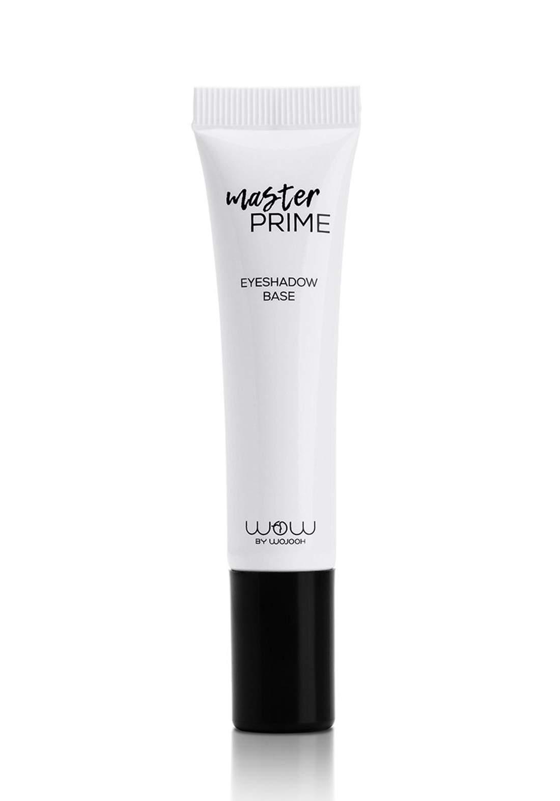 Wow By Wojooh 171104 Master Prime Eyeshadow Base 14.5ml برايمر