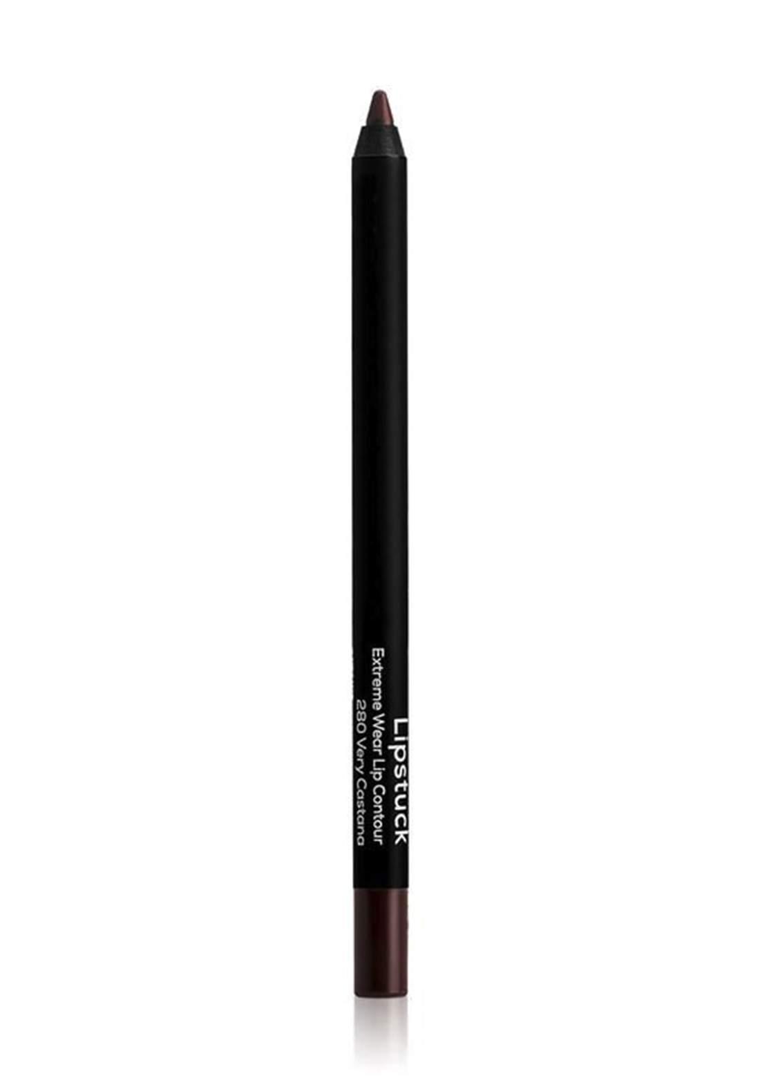 Wow By Wojooh 2522W280 Lipstuck Extreme Wear Lip Contour No.280 Very Castana 1.20g محدد الشفاه