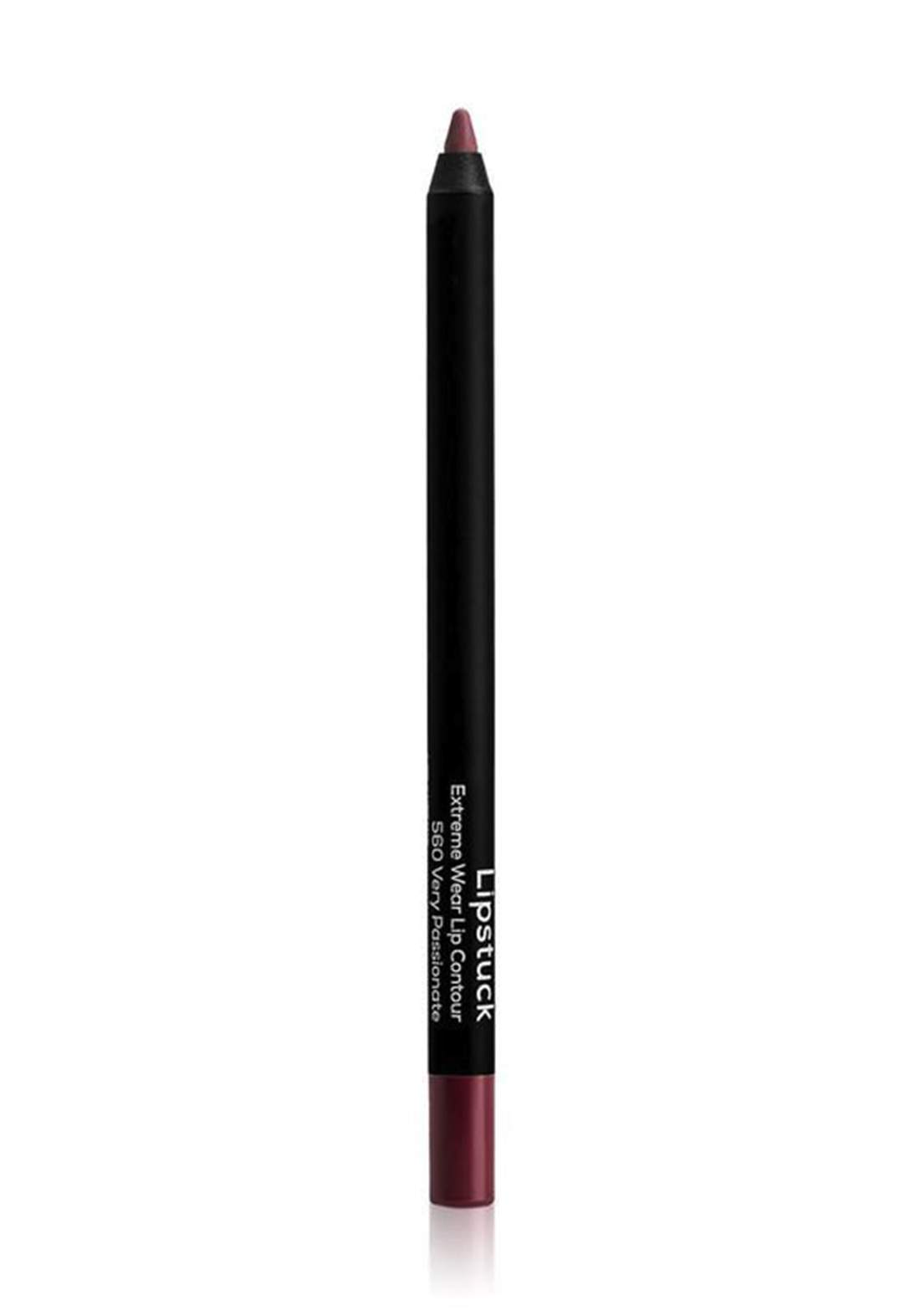 Wow By Wojooh W560 Lipstuck Extreme Wear Lip Contour No.560 Very Oassionate1.20g محدد الشفاه