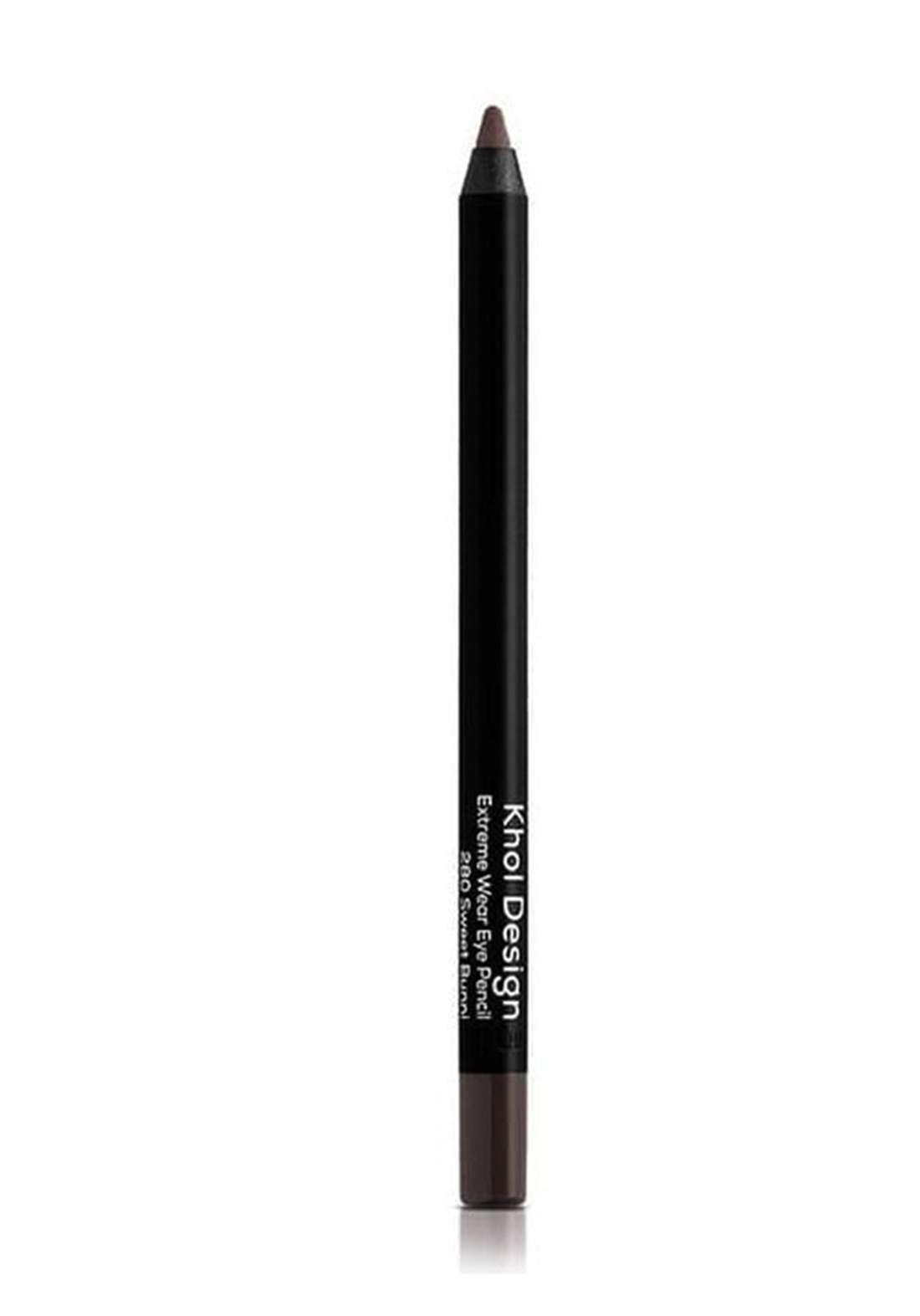 Wow By Wojooh W280 High Wear Eyeliner Pencil No.280 Sweet Bunni 1.20g محدد العيون