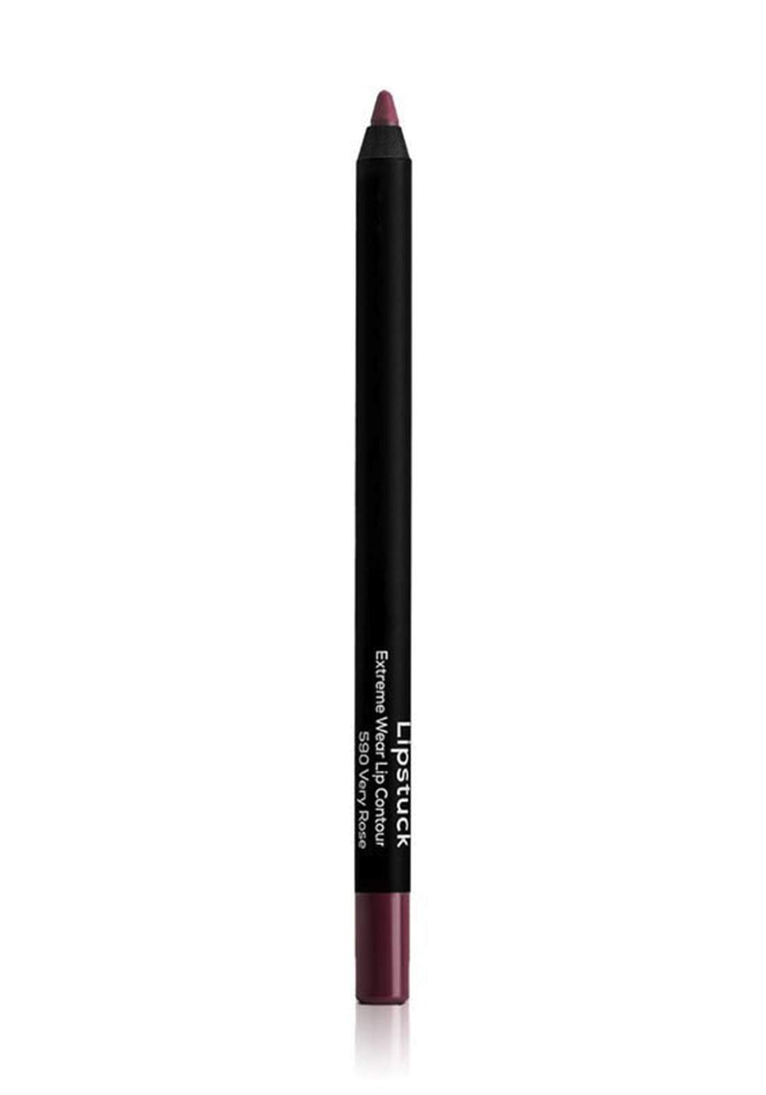 Wow By Wojooh W680 Lipstuck Extreme Wear Lip Contour No.590Very Rose 1.20g محدد الشفاه