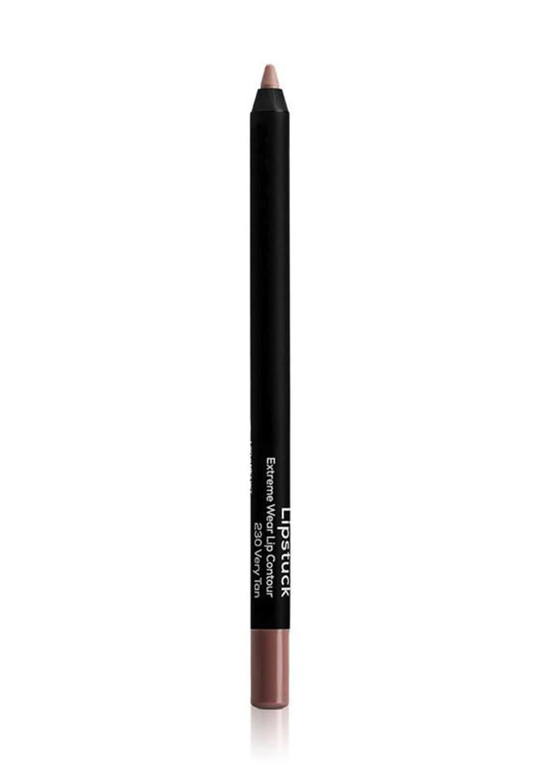 Wow By Wojooh W680 Lipstuck Extreme Wear Lip Contour No.230 Very Tan 1.20g محدد الشفاه