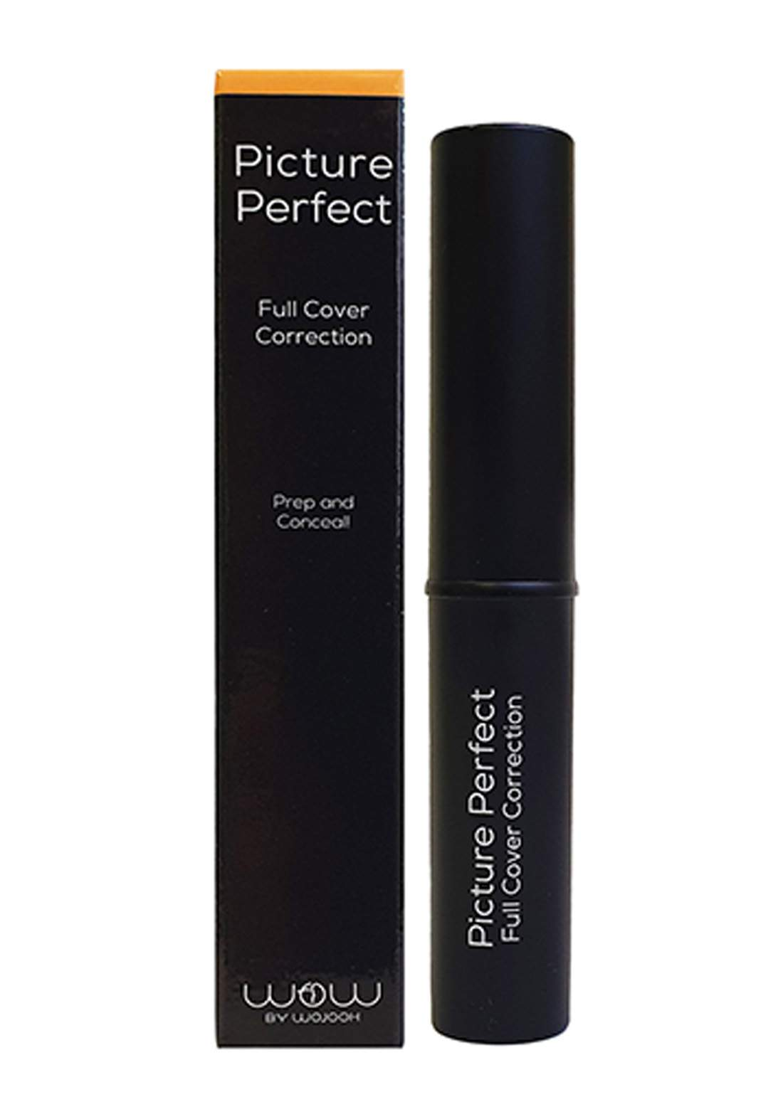 Wow By Wojooh 2417 Picture Perfect Full Cover Correction No.161 Cashmere Cashew 2.5g مصحح للعيوب