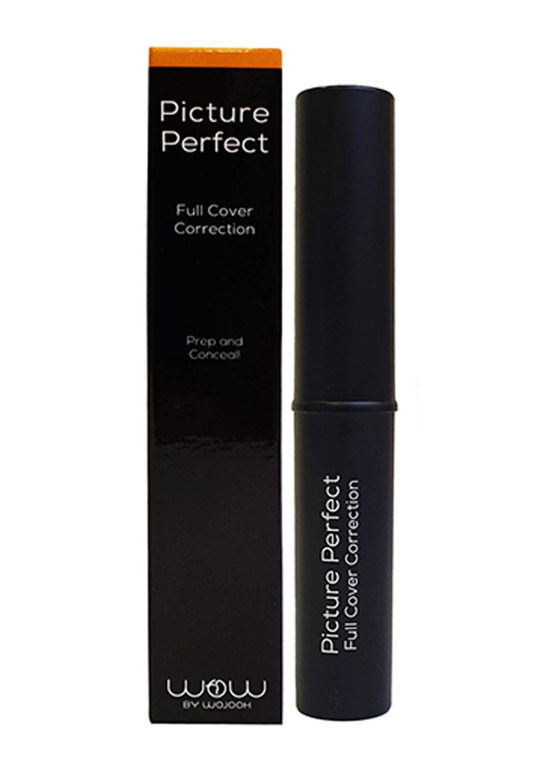 Wow By Wojooh 2437 Picture Perfect Full Cover Correction No.Y230 Suede Spice 2.5g مصحح للعيوب