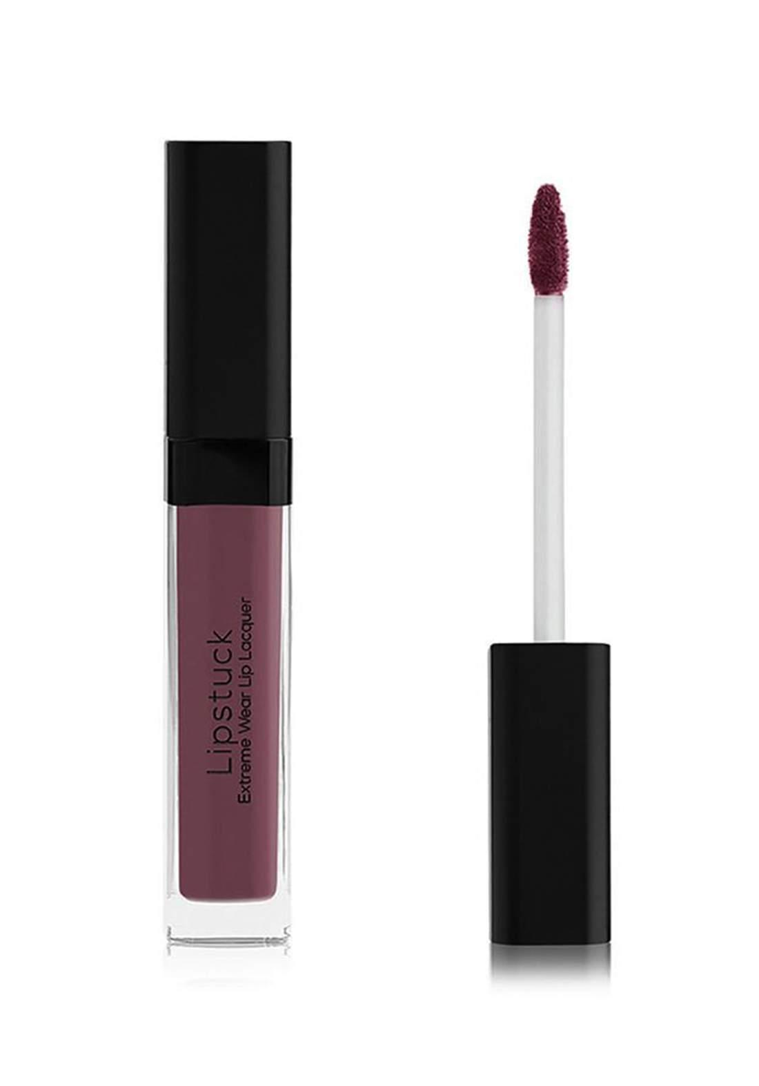 Wow by Wojooh 6G33 Lipstuck Extreme Wear Lip Lacquer No.690 Velvet Violet 6.5ml احمر شفاه