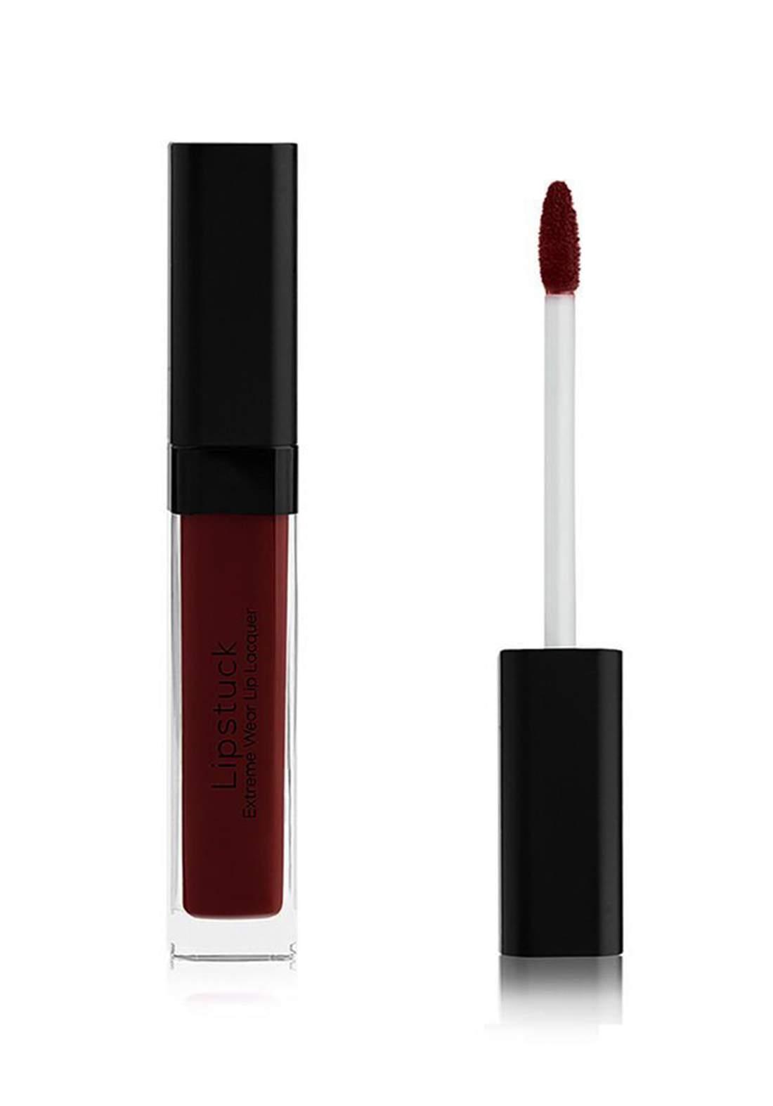 Wow by Wojooh 7L45 Lipstuck Extreme Wear Lip Lacquer No.490 Deep Dahlia 6.5ml احمر شفاه