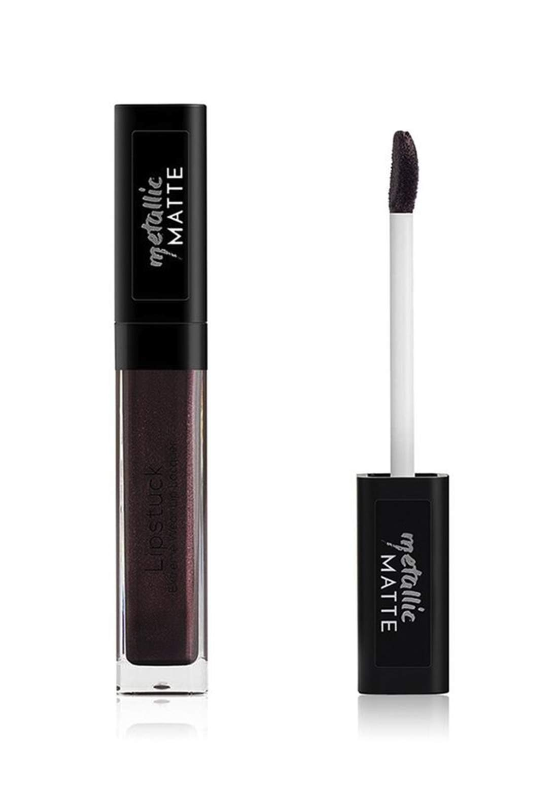 Wow by Wojooh 7L45 Lipstuck Extreme Wear Lip Lacquer No.685 Metal Comet 6.5ml احمر شفاه