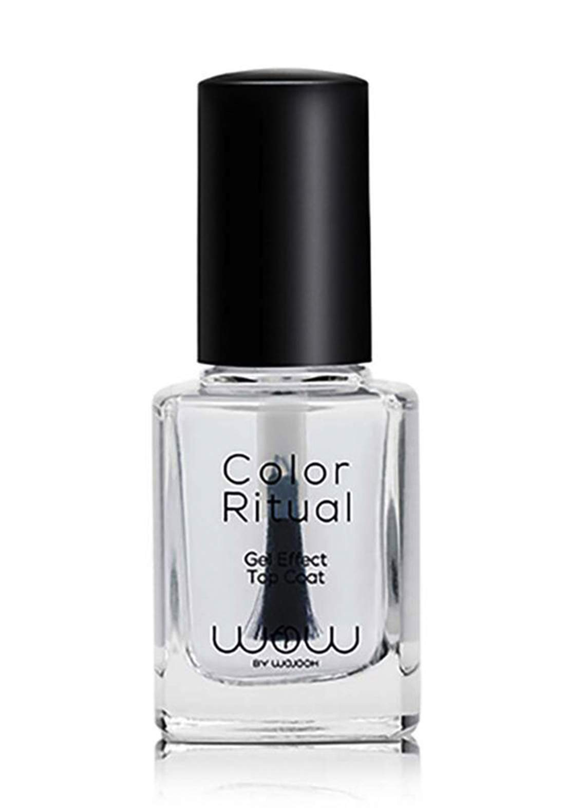 Wow By Wojooh 802 Color Ritual Breathe in Nail Polish 11ml طلاء الاظافر