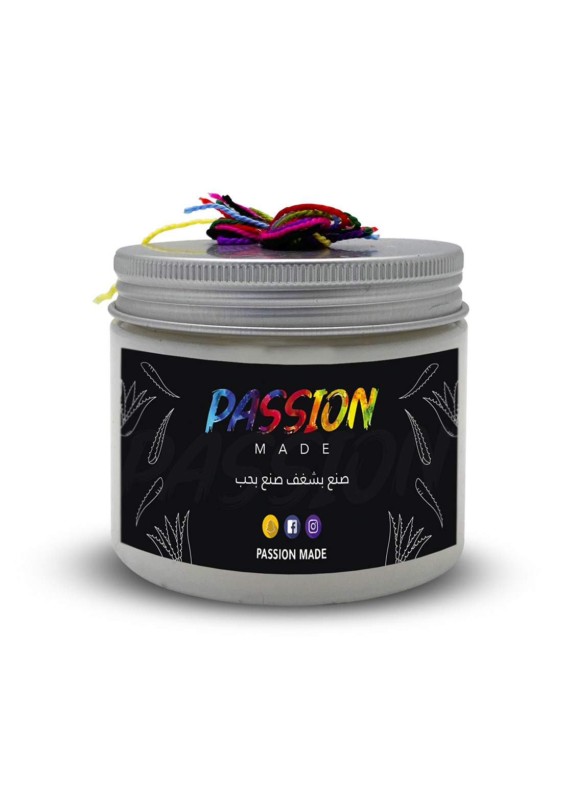 Passion Hair mask 150 Ml ماسك الشعر المطري العلاجي