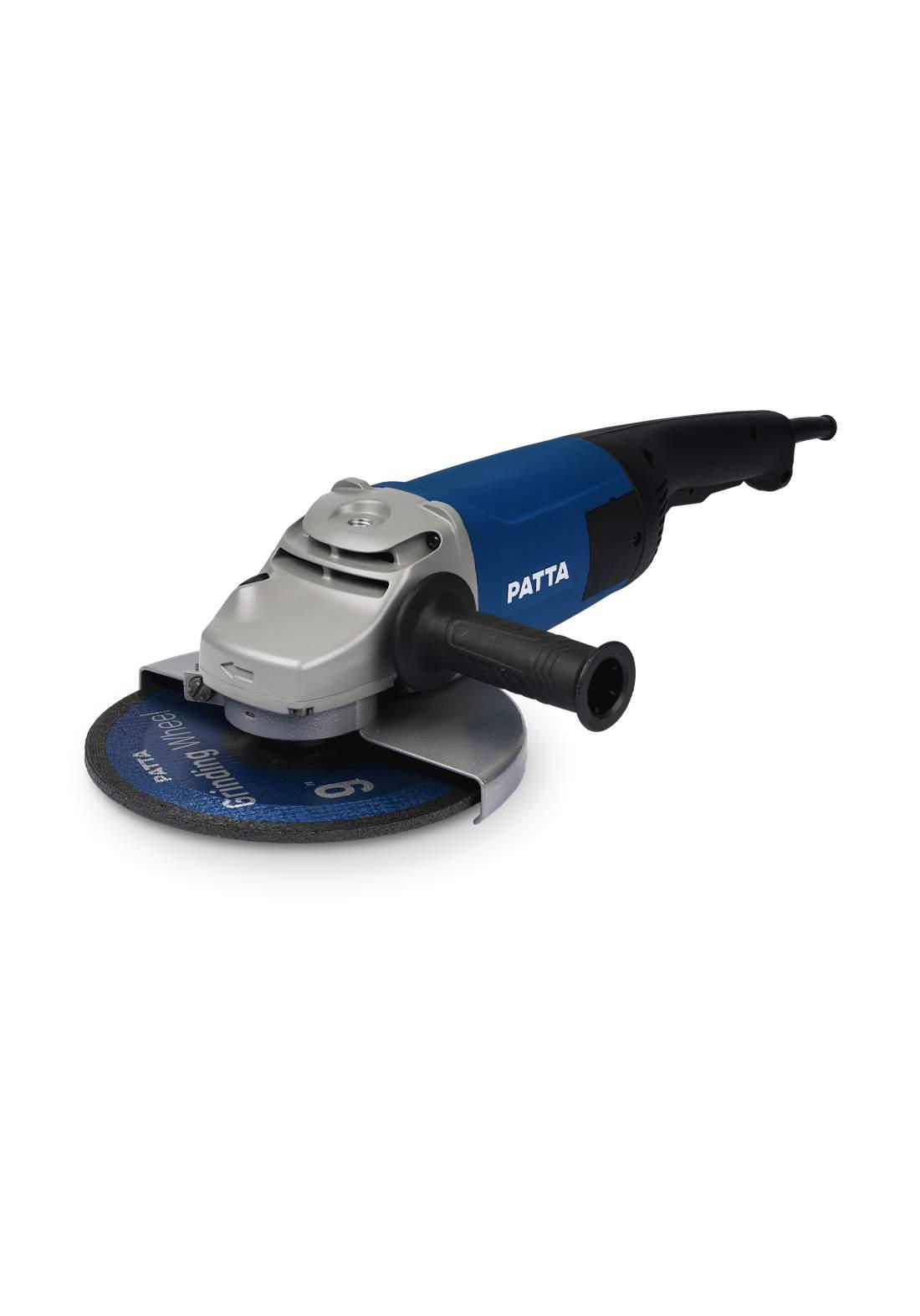 Patta AAG20-230 Angle Grinder 2200 W 230 mm كوسرة زاوية