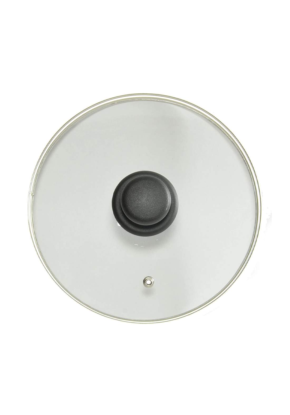 Pearl Metal HB-2844  Tempered Glass Frying Pan 20 cm غطاء قدر