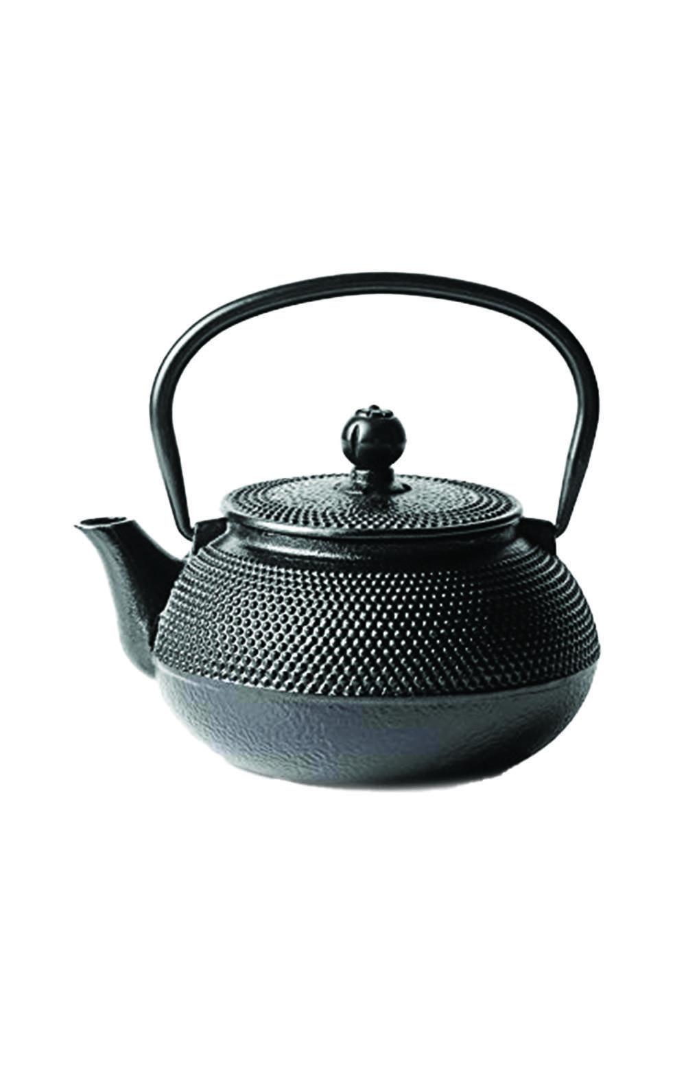Pearl Metal HB-4686 Japanese Taste Iron Casting Teapot 600ML ابريق شاي