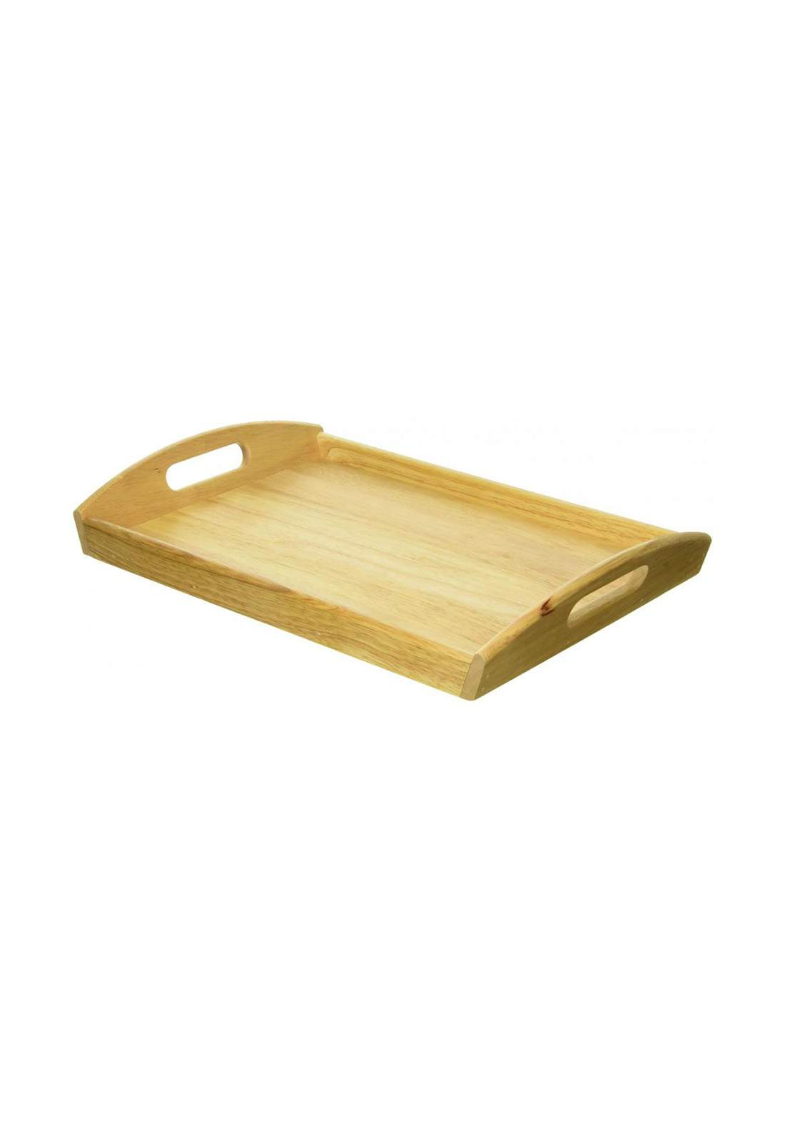 Pearl Metal  H-3040 Wooden Tray Square Flare صينية