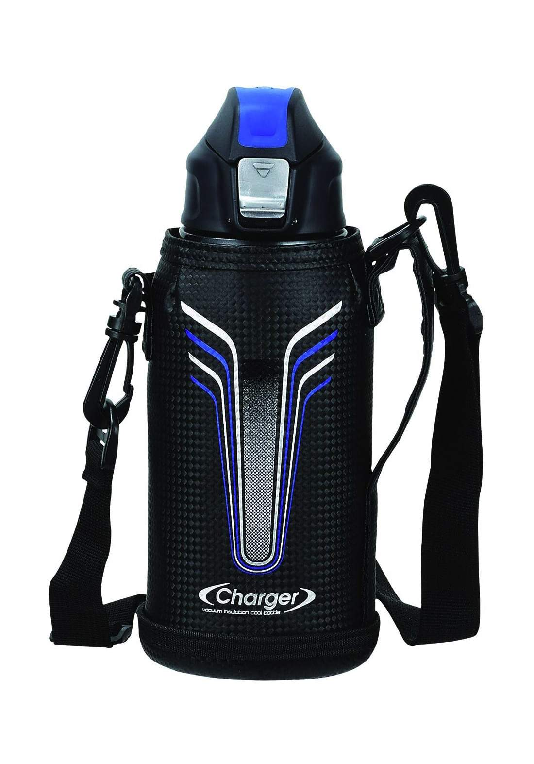 Pearl Metal HB-5248 Charger Neo Direct Bottle 800 ml with pouch حافظة للمشروبات الباردة