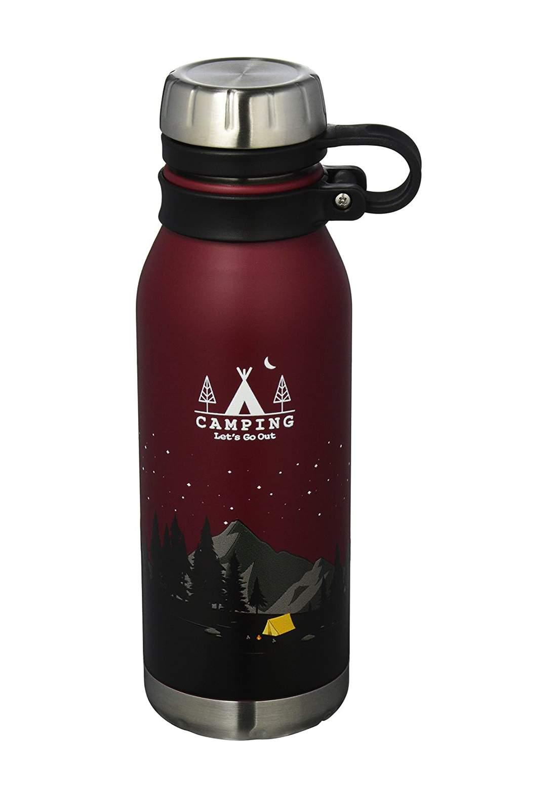 Pearl Metal HB-4656 Mug Bottle 500 ml  حافظة للمشروبات