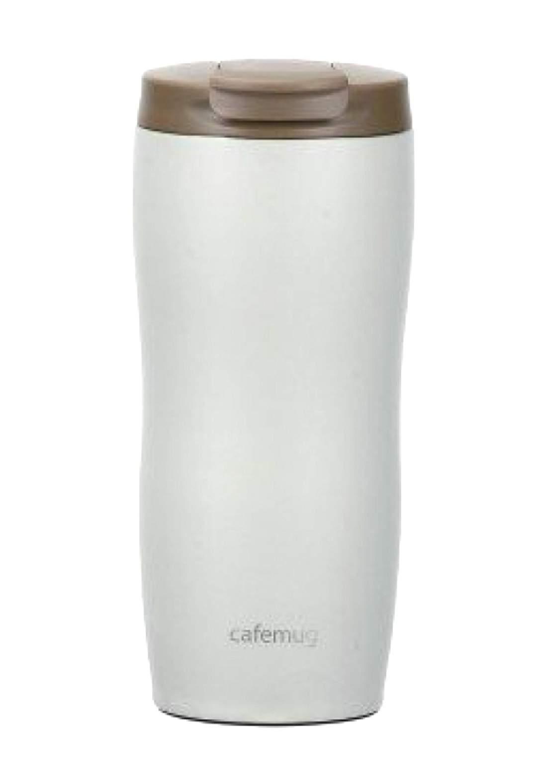 Pearl Metal HB-5170  Cafe Mug Tumbler with Lid 360 كوب قهوة